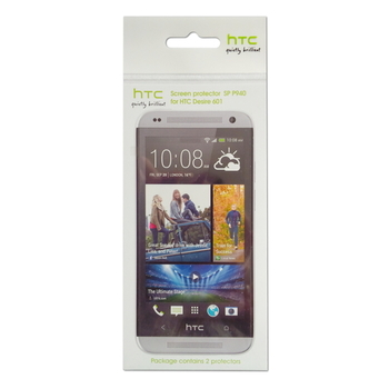 HTC Screen Protector SP P940 for Desire 601, 2 pcs, Blister