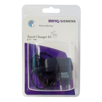 Siemens Charger ETC-100, black, Blister