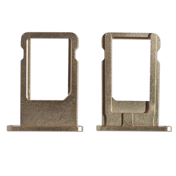 Apple Sim Card Holder for iPhone 6, gold, Bulk