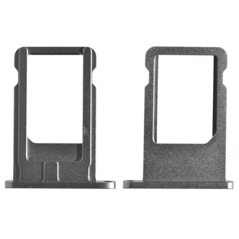 Apple Sim Card Holder for iPhone 6, grey, Bulk