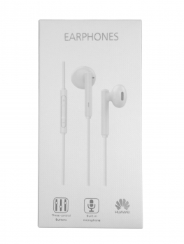 Huawei Stereo Headset AM115 for P8, P9, 3,5mm, white, Blister