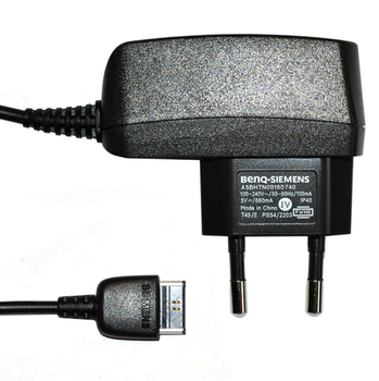 Siemens Charger ETC-100, black, Bulk