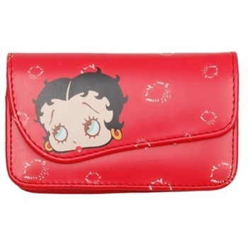 Betty Boop Case Kiss groß, Blister